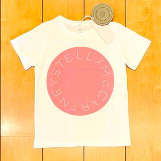 ステラマッカートニー(Stella McCartney)の新品☆ステラマッカートニー Tシャツ 6Y(Tシャツ/カットソー)