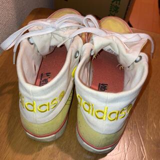 アディダス(adidas)のアディダス スニーカー イエロー(スニーカー)
