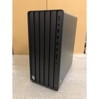 HP - HP ENVY TE01 + GT1030搭載