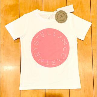 ステラマッカートニー(Stella McCartney)の新品☆ステラマッカートニー Tシャツ 8Y(Tシャツ/カットソー)
