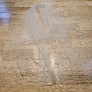 タカミ(TAKAMI)のウェディングベール ミディアム(ヘッドドレス/ドレス)