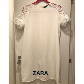 ZARA - ZARA BASIC ワンピース M〜Lサイズ