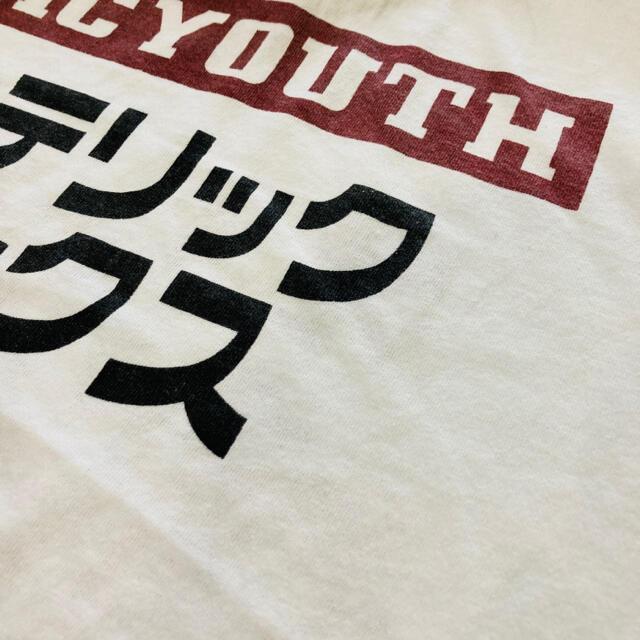 【希少】無敵戦隊ソニックユース カートコバーン着用 Tシャツ メンズのトップス(Tシャツ/カットソー(半袖/袖なし))の商品写真
