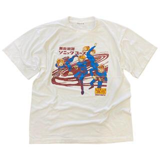 【希少】無敵戦隊ソニックユース カートコバーン着用 Tシャツ