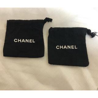CHANEL - CHANEL シャネル 巾着袋 ミニ アクセサリー入れ