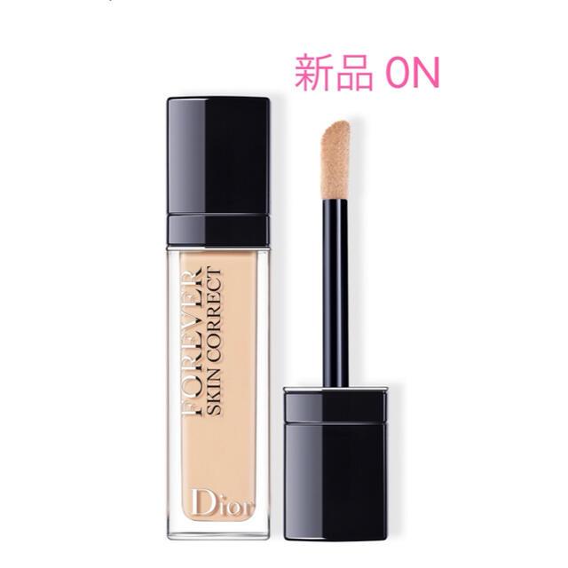Dior(ディオール)の新品 Dior ディオールスキン フォーエヴァー コンシーラー 0N コスメ/美容のベースメイク/化粧品(コンシーラー)の商品写真