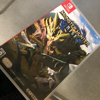カプコン(CAPCOM)のモンスターハンターライズ Switch(家庭用ゲームソフト)