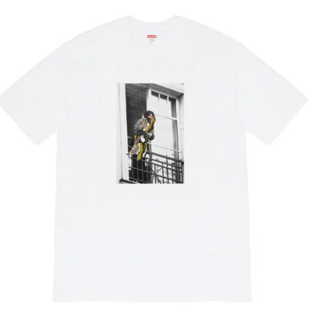 Supreme(シュプリーム)のSupreme®/ANTIHERO® Balcony Tee 白S メンズのトップス(Tシャツ/カットソー(半袖/袖なし))の商品写真