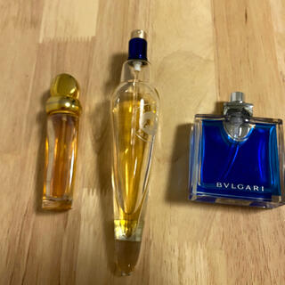 ブルガリ(BVLGARI)のBVLGARI DIOR 香水 3点セット(香水(女性用))