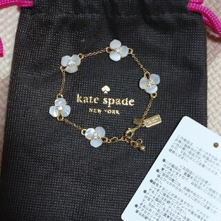 kate spade new york - ケイト・スペード⭐ディスコパンジーブレスレット