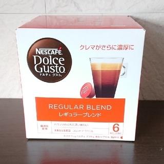 【新品】ネスカフェドルチェグスト レギュラーコーヒー 1箱 16個