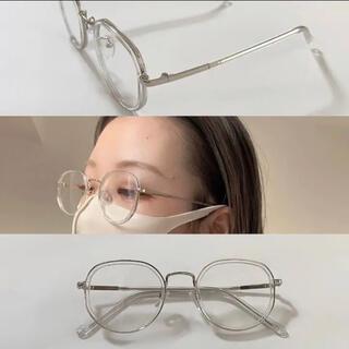 BEAUTY&YOUTH UNITED ARROWS - [新品未使用・即完売商品] yaca クリアメガネ