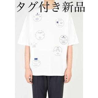 LAD MUSICIAN - ラッドミュージシャン 半袖 Tシャツ ホワイト