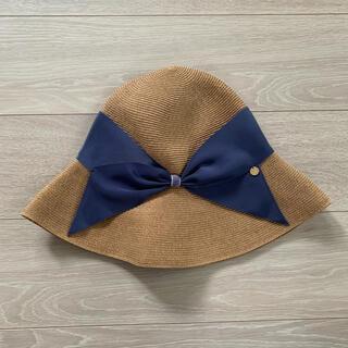 アシーナニューヨーク 麦わら帽子