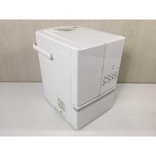 ミツビシ(三菱)の三菱重工 加湿器 roomist SHE60PD-W [ピュアホワイト]/スチー(加湿器/除湿機)