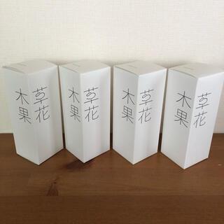草花木果 - 【新品未開封】草花木果 マスクジェル 4本