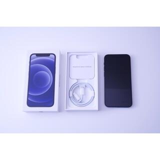 iPhone - 美品 iPhone 12 mini 256GB SIMフリー ブラック