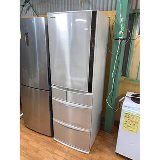 パナソニック(Panasonic)の(洗浄・検査済み)Panasonic 冷蔵庫 411L 2016年製(冷蔵庫)