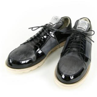 numb Leather Sneakers ブラック 0