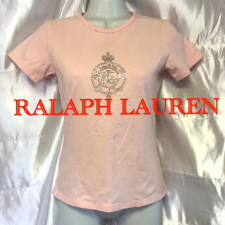 ラルフローレン(Ralph Lauren)のRALPH LAUREN Tシャツ レディース(Tシャツ(半袖/袖なし))