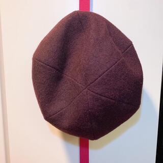 ユニクロ(UNIQLO)のUNIQLO ベレー帽(ハンチング/ベレー帽)