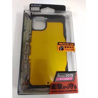 ELECOM - 36s2326 【ジャンク】エレコム iPhone 11 ケース
