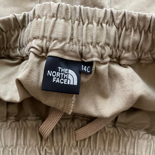 THE NORTH FACE(ザノースフェイス)のTHE NORTH FACE ハーフパンツ140センチ キッズ/ベビー/マタニティのキッズ服男の子用(90cm~)(パンツ/スパッツ)の商品写真