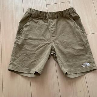 THE NORTH FACE - THE NORTH FACE ハーフパンツ140センチ