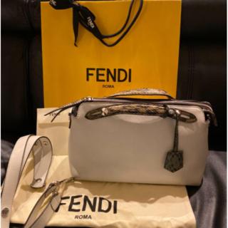 FENDI - FENDI フェンディ バイザウェイ ミディアム