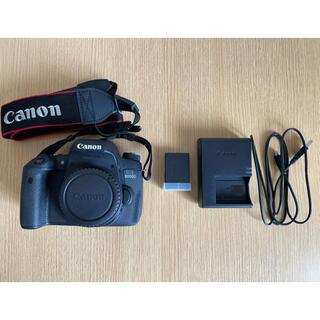 Canon - 一眼 カメラ EOS8000D  ☆お値下げOK☆