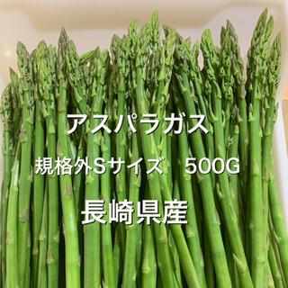長崎産アスパラガス 規格外 極細 500G(野菜)