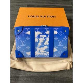 LOUIS VUITTON - ルイヴィトン ソフトトランク・ウォレット モノグラムクラウズ M45432