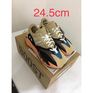 アディダス(adidas)の24.5cm YEEZY BOOST 700 ENFLAME(スニーカー)