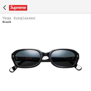シュプリーム(Supreme)のsupreme Vega sunglasses black(サングラス/メガネ)