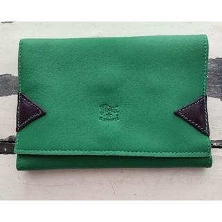 イルビゾンテ(IL BISONTE)のIL BISONTE☆折り財布(財布)