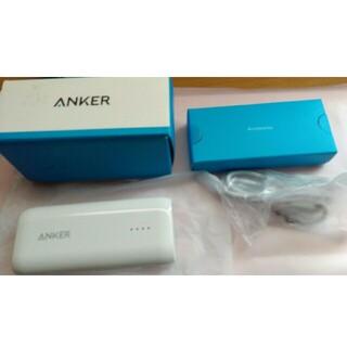 ANKERモバイル充電器[ここば―ば様専用](バッテリー/充電器)