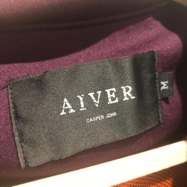 CASPER JOHN AIVER TEAM AIVER レーシングジャケット メンズのトップス(パーカー)の商品写真
