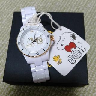 SNOOPY - ☆SNOOPY☆70周年腕時計☆新品未使用☆