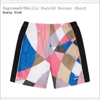 Supreme - 【完全未開封】Emilio Pucci® Soccer Short【Mサイズ】
