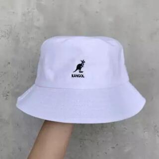 KANGOL - KANGOL Washed Bucket バケットハット 帽子
