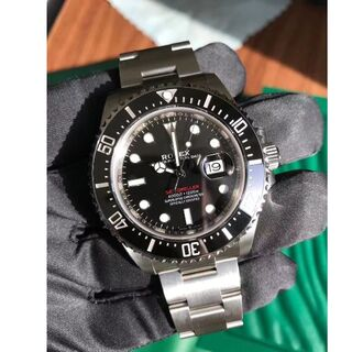 ロレックス(ROLEX)のロレックス シードゥエラー 自動巻メンズ 腕時計(金属ベルト)