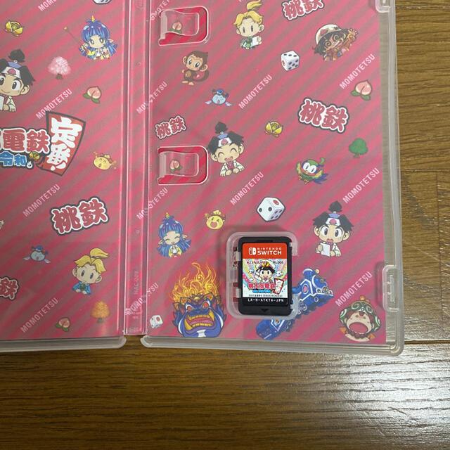 Nintendo Switch(ニンテンドースイッチ)の桃太郎電鉄 ~昭和 平成 令和も定番!~ エンタメ/ホビーのゲームソフト/ゲーム機本体(家庭用ゲームソフト)の商品写真