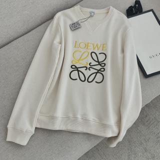 LOEWE - LOEWE コットンジャージースウェットシャツ