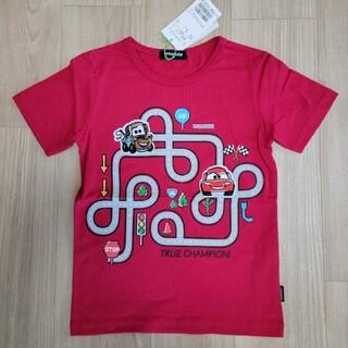 クレードスコープ(kladskap)のクレードスコープ カーズデザイン 道路プリントTシャツ120(Tシャツ/カットソー)