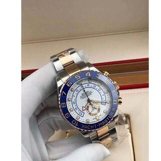 ロレックス(ROLEX)のロレックス ヨットマスター 自動巻メンズ 腕時計(金属ベルト)