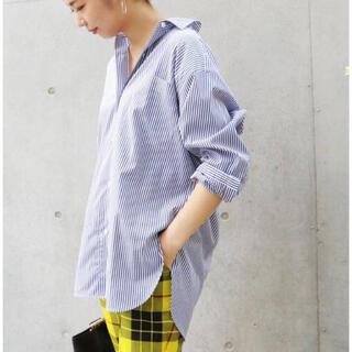 イエナ(IENA)のVERMEIL par iena オーバーシャツ(シャツ/ブラウス(長袖/七分))