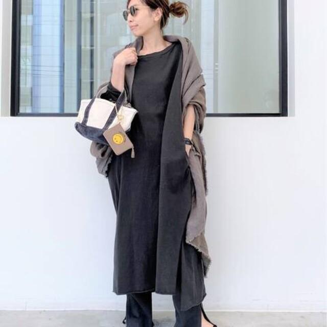 L'Appartement DEUXIEME CLASSE(アパルトモンドゥーズィエムクラス)のPRINTED LONG DRESS レディースのワンピース(ロングワンピース/マキシワンピース)の商品写真
