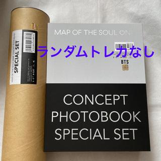防弾少年団(BTS) -  BTS CONCEPT PHOTOBOOK SPECIAL SET トレカ無