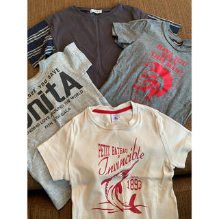 DIESEL - 男の子 3歳用 Tシャツセット フィス DIESEL プチバトー