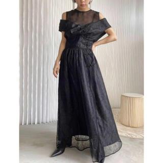 Ameri VINTAGE - LACE KUNG FU DRESS